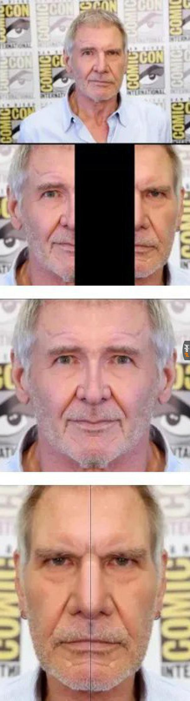 Dwie twarze Forda