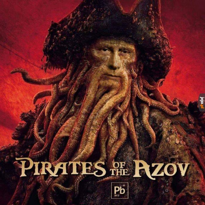 Piraci z Morza Azowskiego