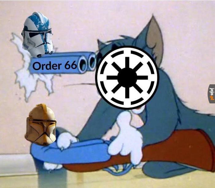 Wykonać rozkaz 66...