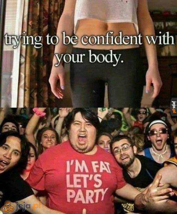 Pewność siebie to podstawa