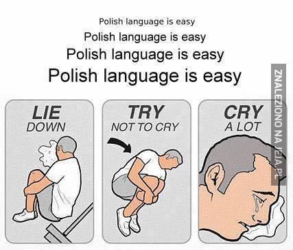 Nauka polskiego z punktu widzenia obcokrajowca