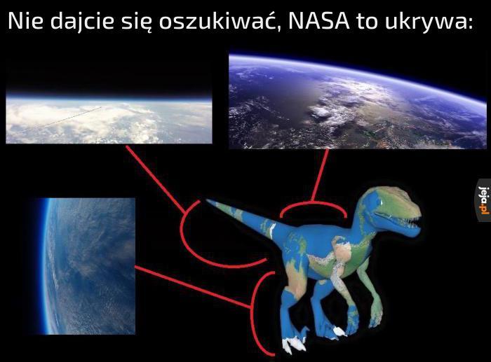 Ziemia jest dinozaurem!