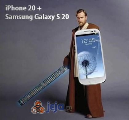 iPhone 20 vs Samsung Galaxy S20