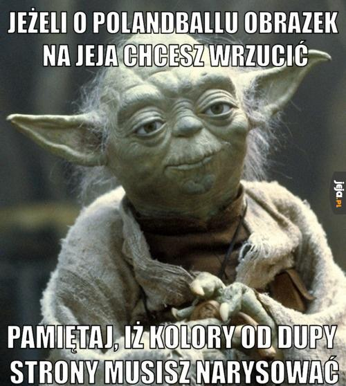 Yoda prawdę Ci powie