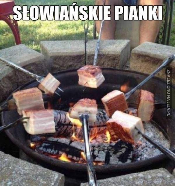 Słowiańskie pianki