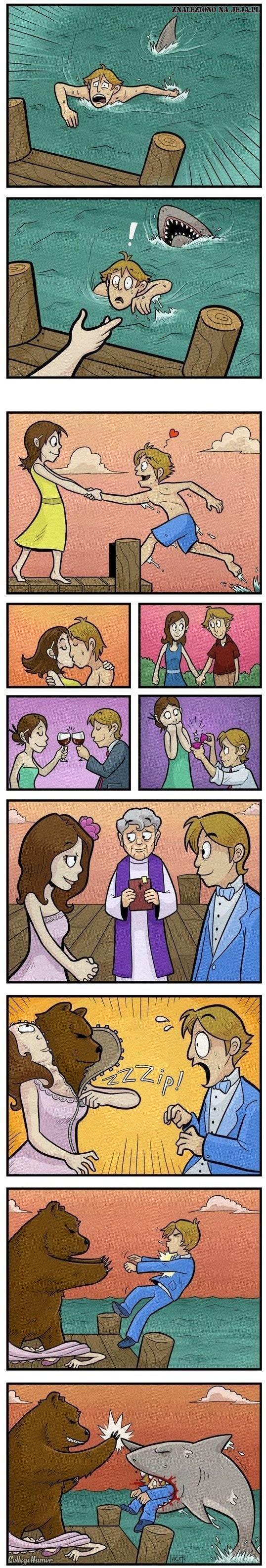 Komiks o prawdziwej miłości