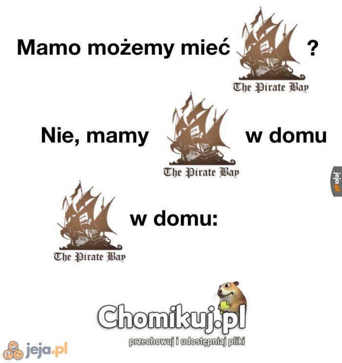 Polskie piractwo