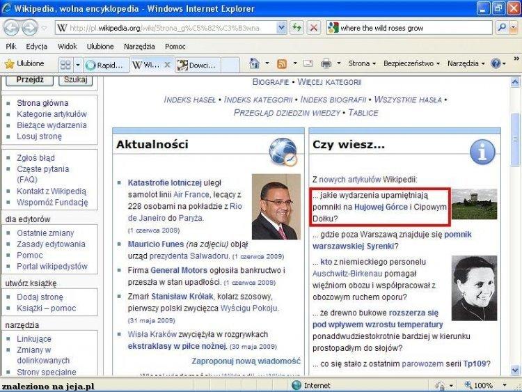 Ze źródeł Wikipedii
