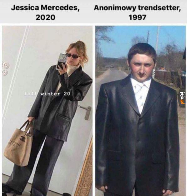 Najnowsze trendy