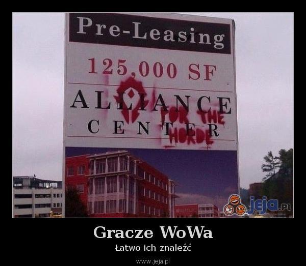Gracze WoWa