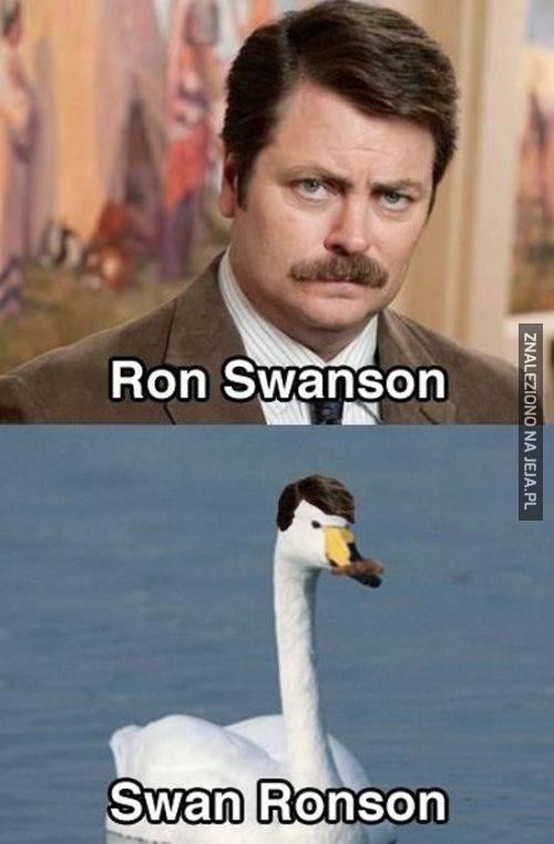 Ron, czo ty?