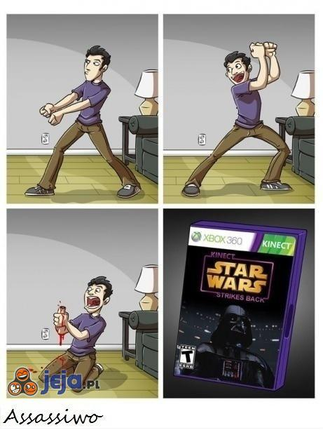 Star Wars na XBOX 360