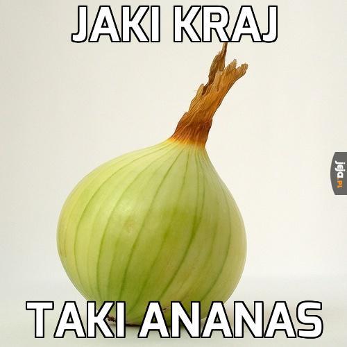 Kraj ananasów