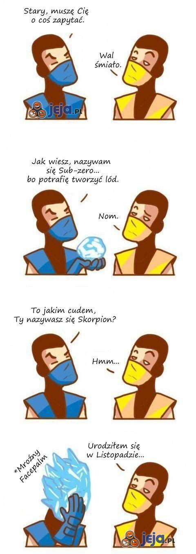 Nazwy postaci z Mortal Kombat
