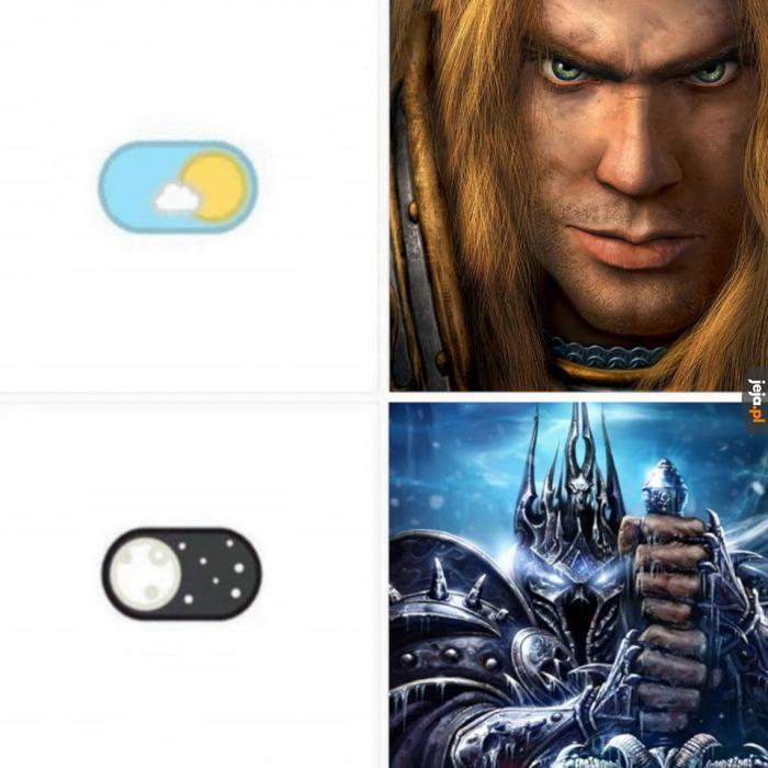 Tryb światłości i ciemności