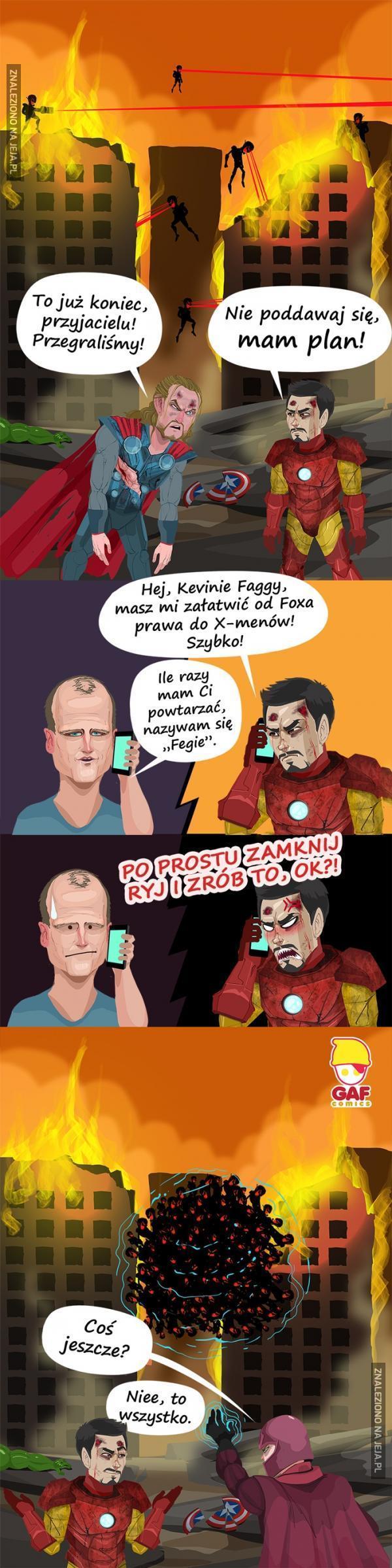 Avengersi, co dalej?!