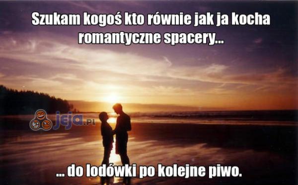 Romantyczne spacery