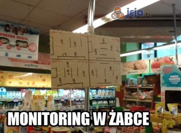 Monitoring pierwsza klasa