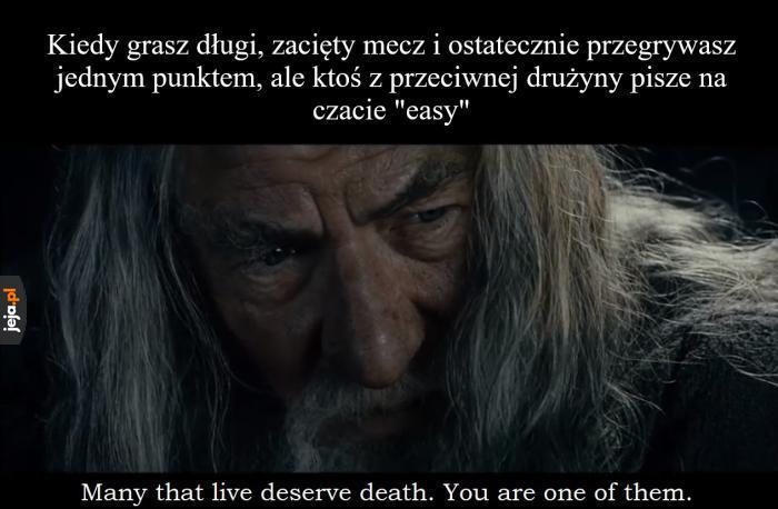 W takiej sytuacji wszyscy jesteśmy za karą śmierci