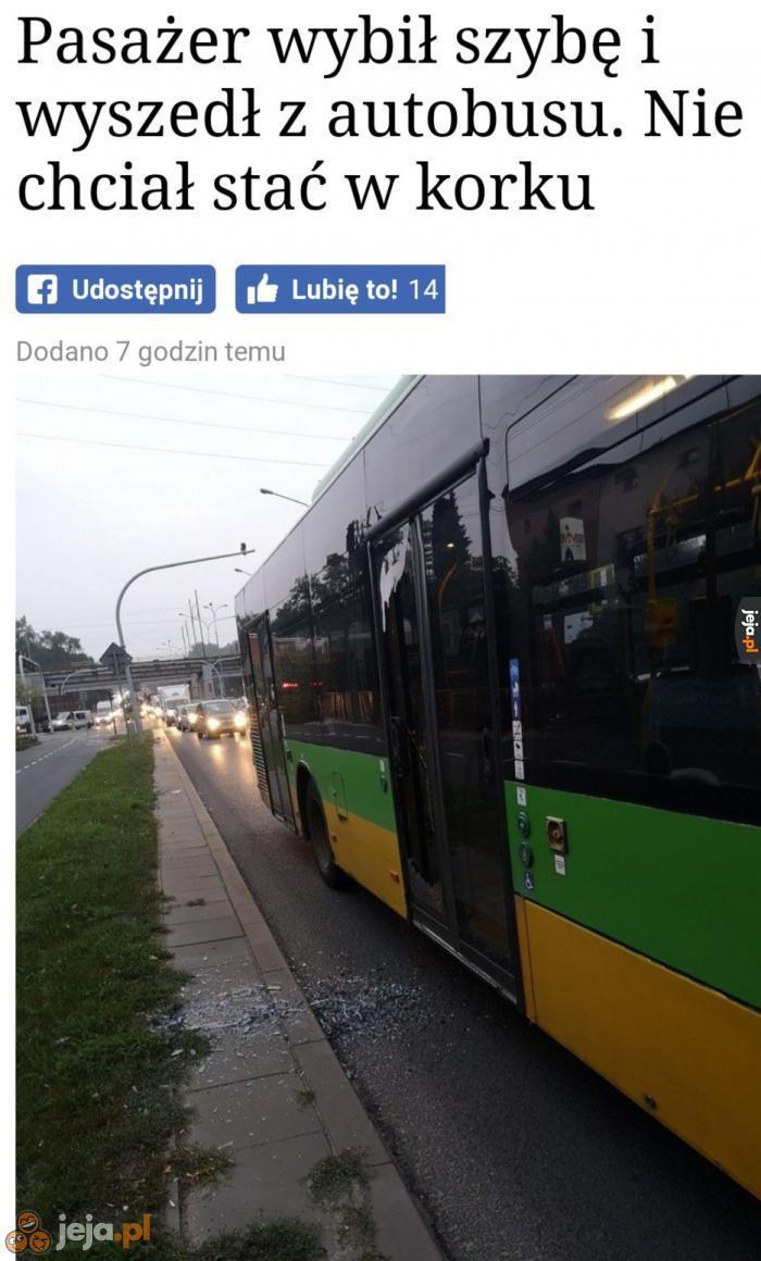 Poznań miasto doznań.