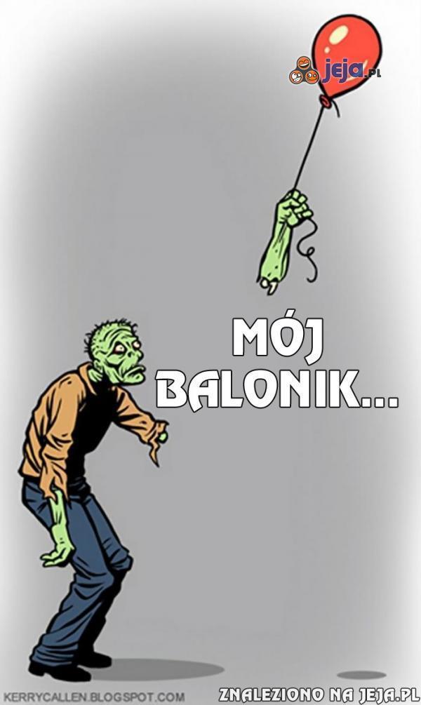 Biedny zombie