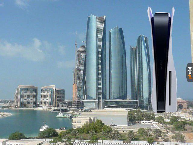 Panorama Dubaju, nic nadzwyczajnego