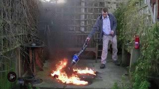 Jak poradzić sobie z mini pożarem?