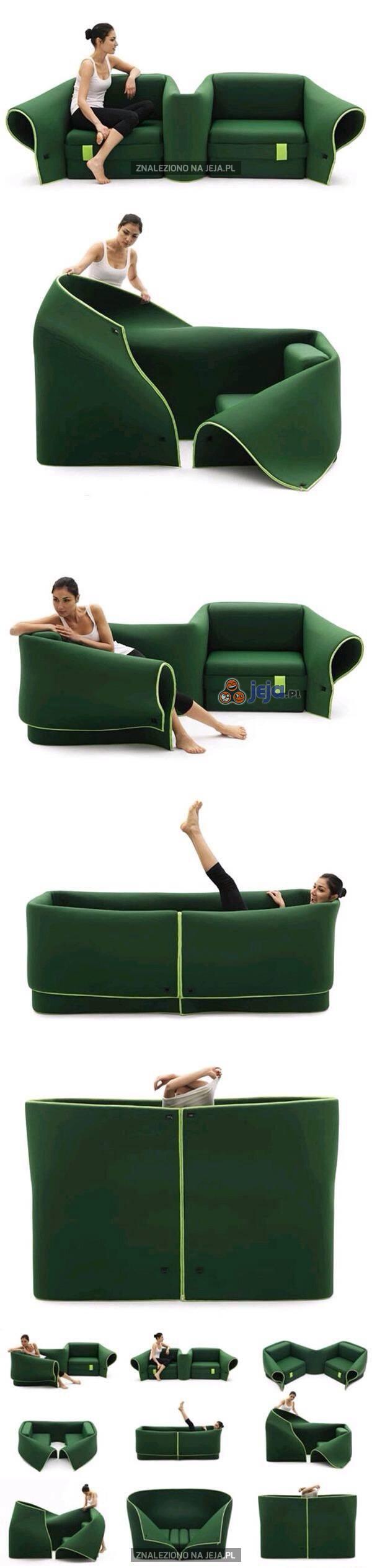 Uniwersalna kanapa