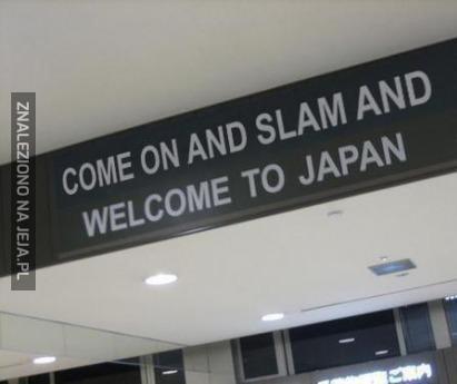 Najlepsze powitanie jakie widziałem
