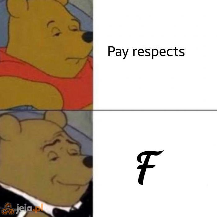 Wyrazy szacunku w internecie