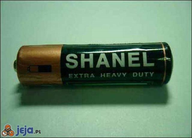 Tanie podróbki - Shanel