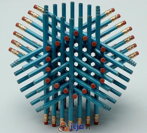 A Ty co potrafisz zrobić z zestawem ołówków