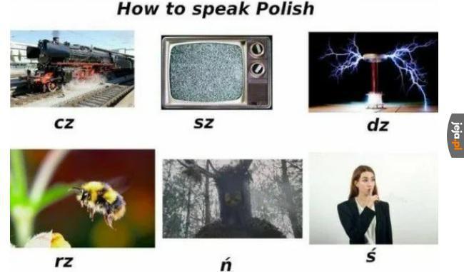 Jak mówić po polsku