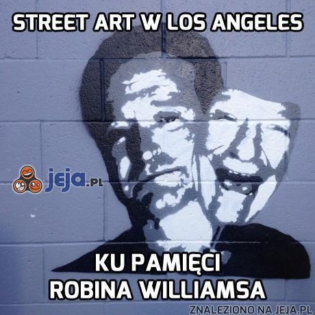 Ku pamięci Robina Williamsa