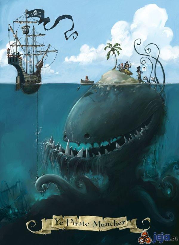 Zasadzka na piratów