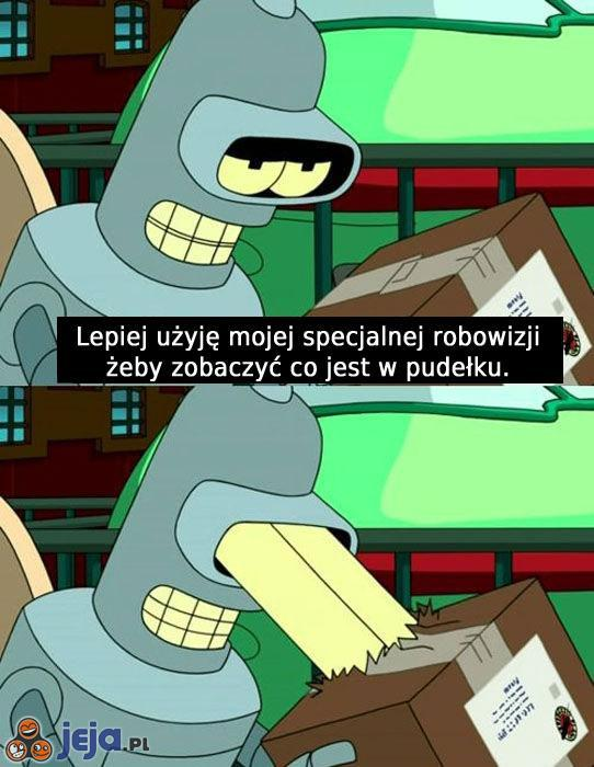 Bender i jego robowizja