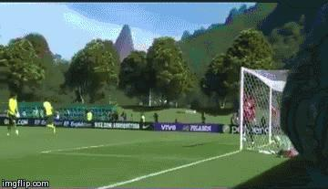 Gol... Jaki gol?