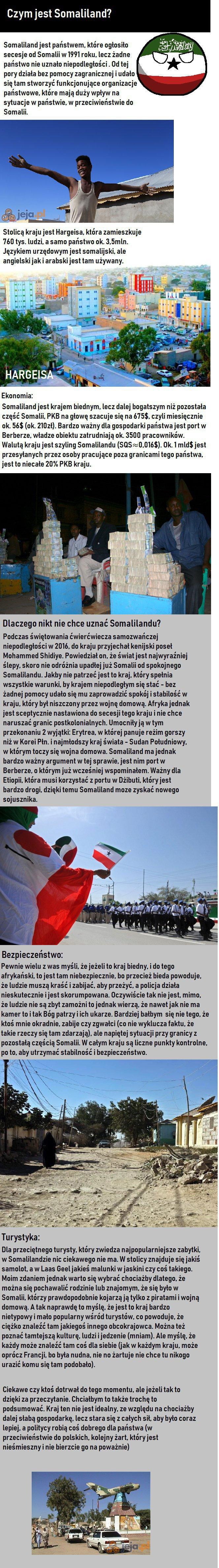 Ciekawostki o Somalilandzie