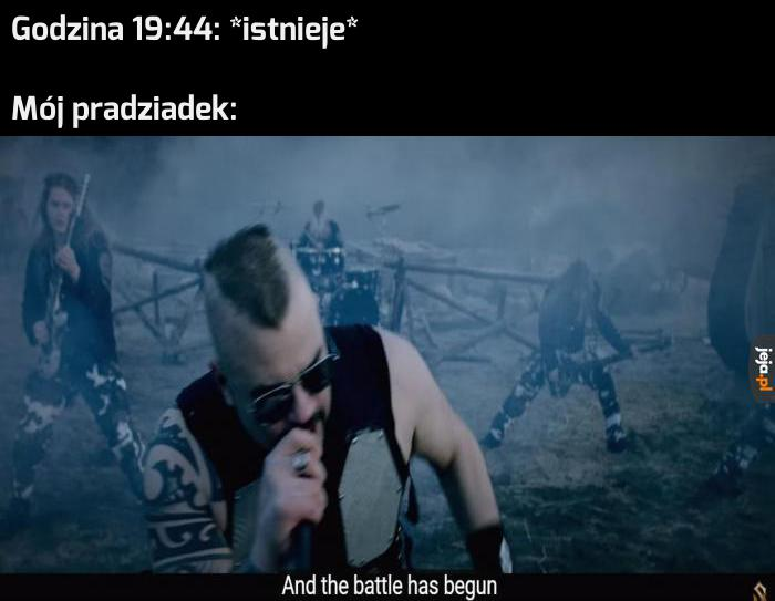 Warszawo, walcz