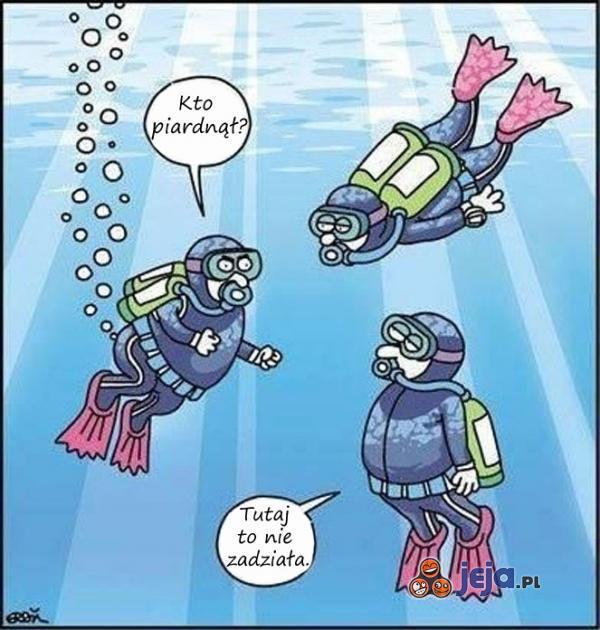 Podwodne bąki