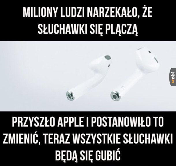 Apple rozwiązało problem... prawie