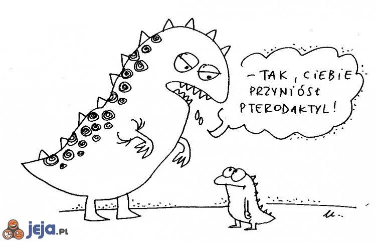 Skąd się wzięły dinozaury?