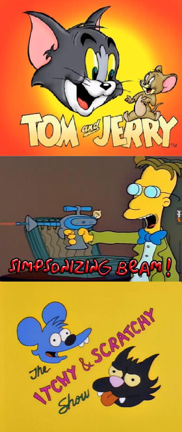 Simpsonowie zaadaptowali cały świat