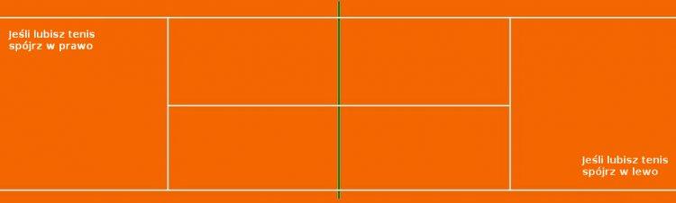 Jeśli lubisz tenis...