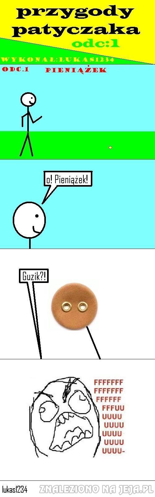 Przygody patyczaka odc.1