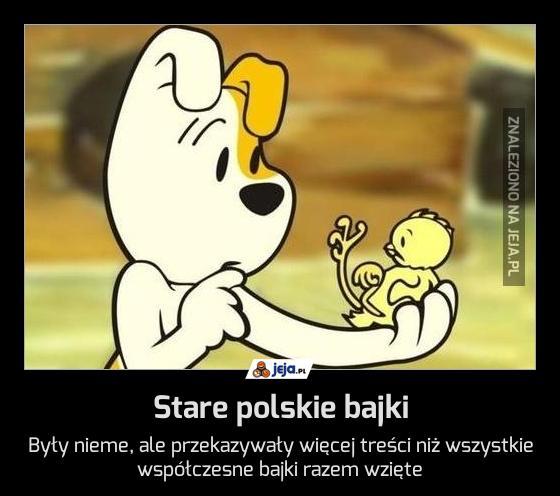 Stare polskie bajki