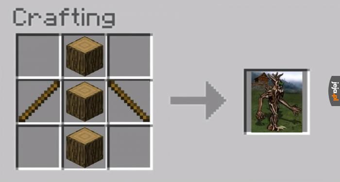Jak powstają drzewce
