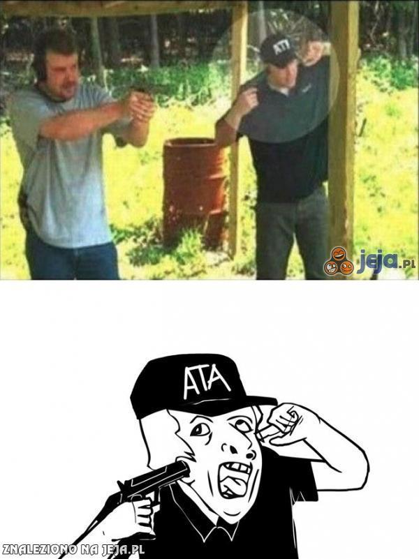Geniusz na strzelnicy