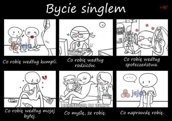 Bycie singlem