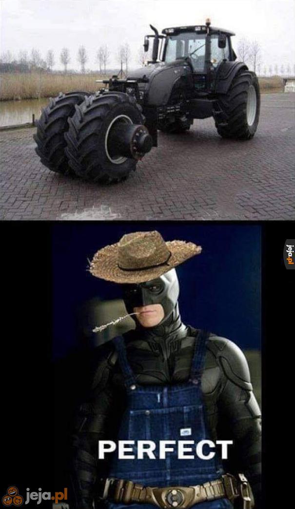 Mroczny traktor